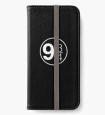 9 3/4 iPhone Wallet/Case/Skin