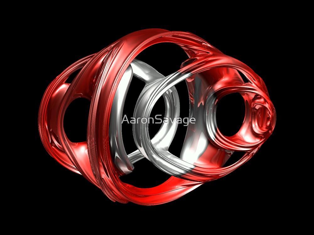 3D Fractal 3 by AaronSavage