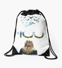 The 100 Clarke/Landscape Drawstring Bag