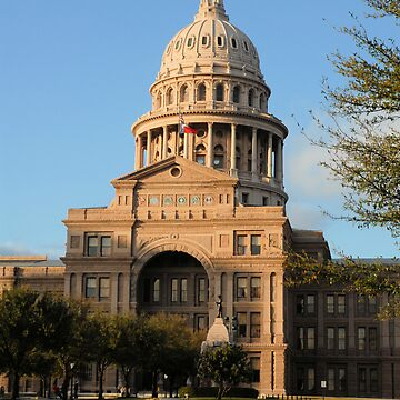 The state capital of Texas by sublime