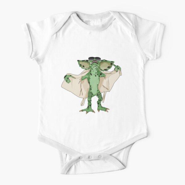 Gremlin Flasher Short Sleeve Baby One-Piece