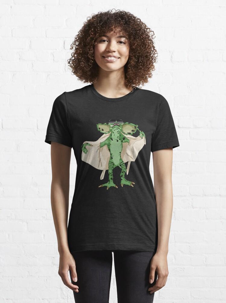 Alternate view of Gremlin Flasher Essential T-Shirt
