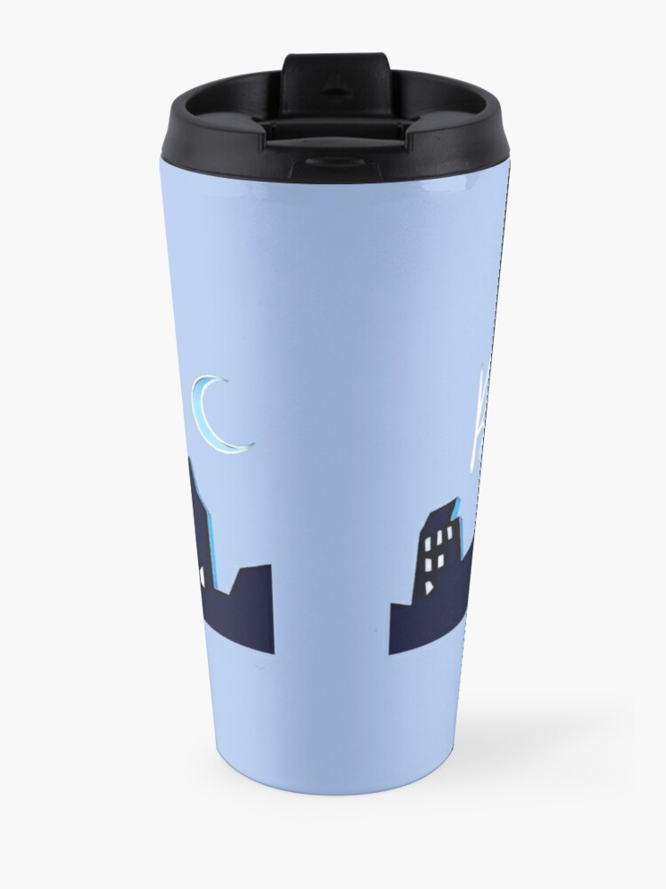 Alternate view of Bewitched Travel Mug