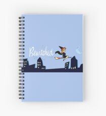 Bewitched Spiral Notebook
