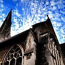 St James Church Weybridge by A57737