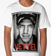 Sebastian Vettel Long T-Shirt
