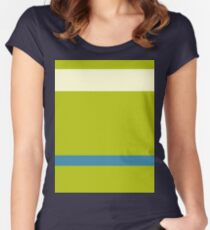 Kang and Kodos Women's Fitted Scoop T-Shirt