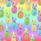 Pineapple Rainbow by Jessica Slater