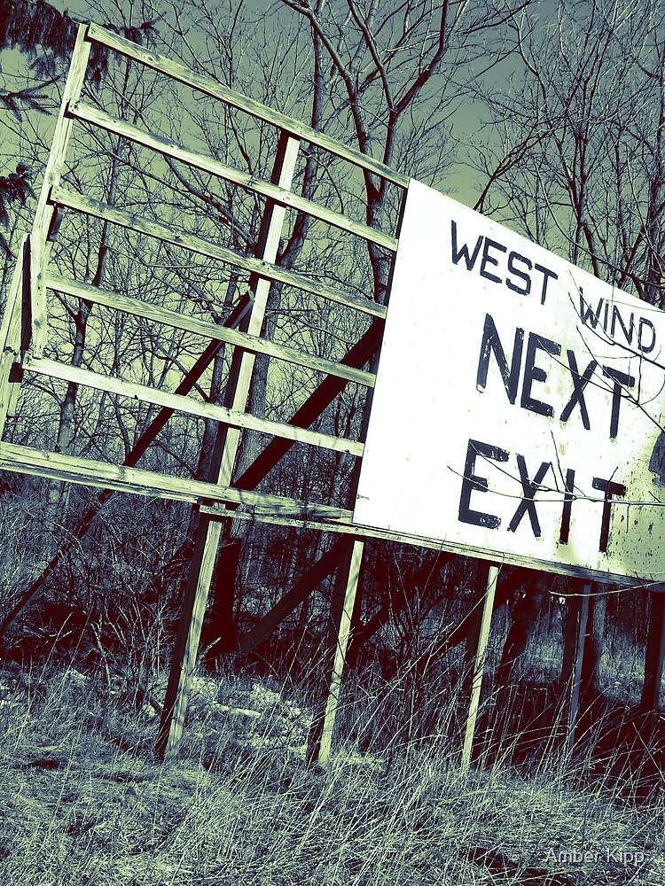 Exit I by Amber Kipp