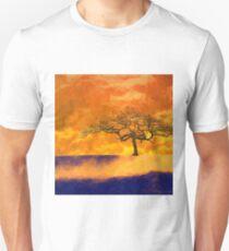 Tree of Life - Golden Fog Unisex T-Shirt