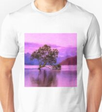Tree of Life - Violet Dream Unisex T-Shirt