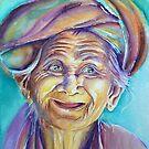 « Mamina, dans la joie de l'âge d'or » par Marianne Sol'So