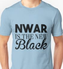 Nwar is the new black - damso Unisex T-Shirt