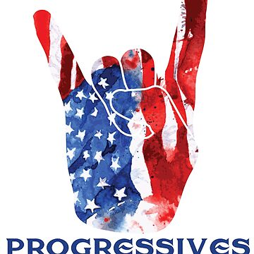 Progressives Let's Party! Get Out the Vote by MichaelGoins