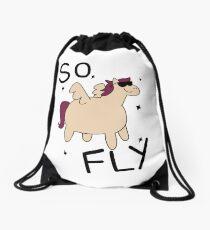 So Fly Drawstring Bag