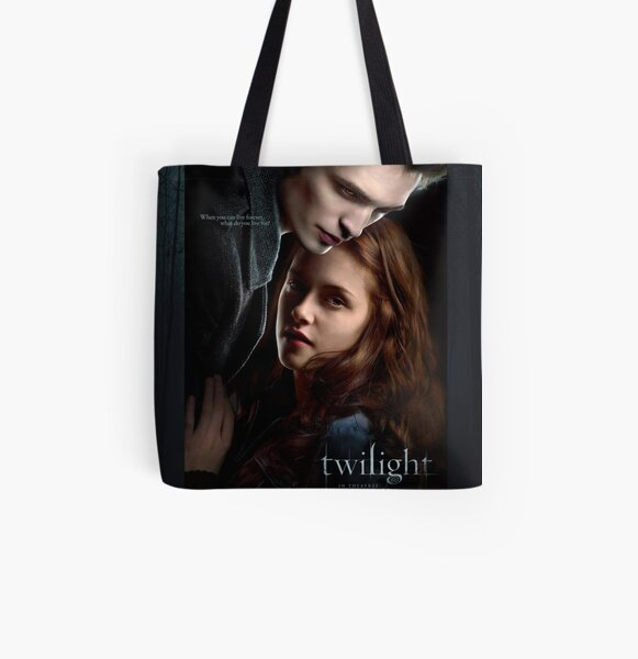 twilight All Over Print Tote Bag