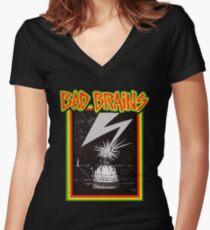 Sacred Love Women's Fitted V-Neck T-Shirt