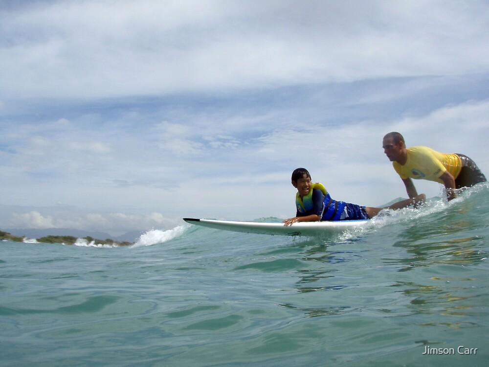 AccesSurf Hawaii - Day at the Beach by Jimson Carr