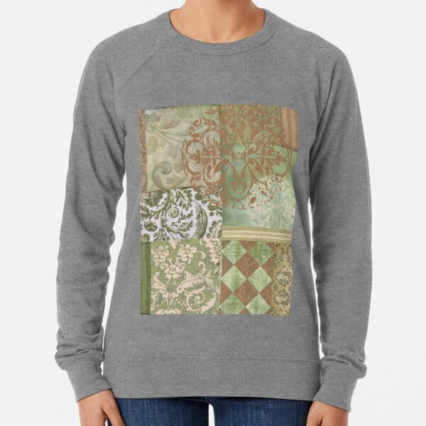 Memories and Whispers Spice and Sage Lightweight Sweatshirt