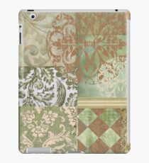 Memories and Whispers Spice and Sage iPad Case/Skin