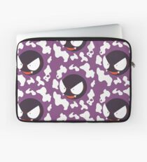 Spooky Gas Laptop Sleeve