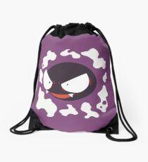 Spooky Gas Drawstring Bag