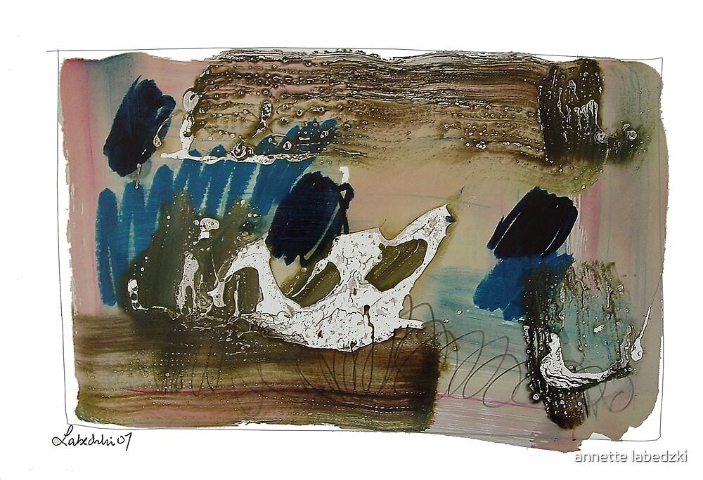 untitled 2007 19x13 in by annette labedzki