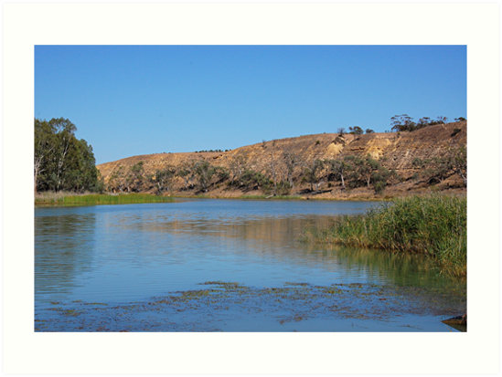 River Murray, Overland Corner, S.A by patapping