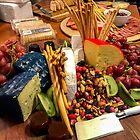 Fresh food platter by indiafrank