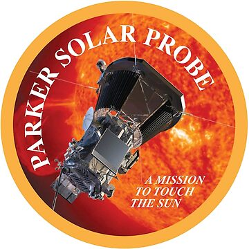 Parker Space Probe, formerly Space Probe Plus Logo by Spacestuffplus