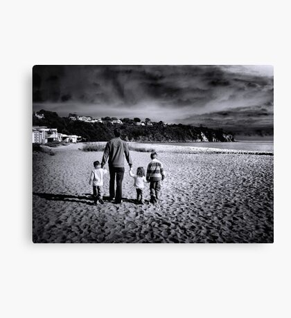 Approach.. Canvas Print