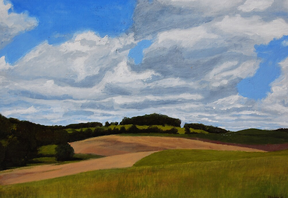 Nueberts' Knoll by James Lindsay
