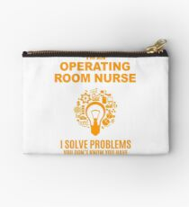 OPERATING ROOM NURSE Studio Pouch