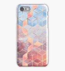Magic Sky Cubes iPhone Case/Skin