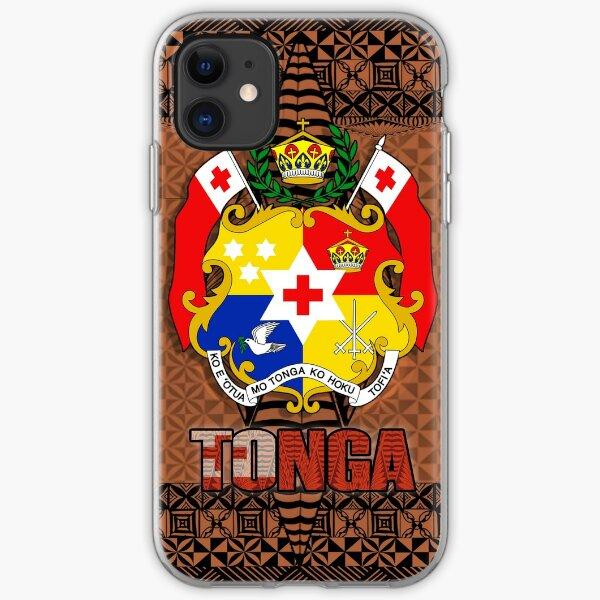 Sila Tonga iPhone Soft Case