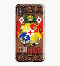 Sila Tonga iPhone Case/Skin