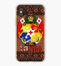 Sila Tonga iPhone Case