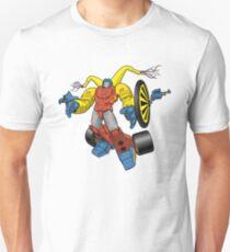 Classic Big Wheel Transformer  T-Shirt