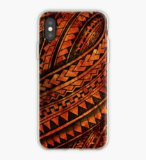 Polynesische Mischung iPhone-Hülle & Cover
