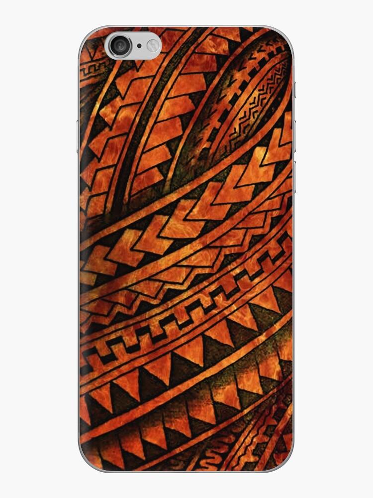 Polynesische Mischung von atikapu
