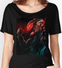 Black Manta T-Shirt Women's Relaxed Fit T-Shirt