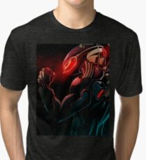 Black Manta T-Shirt Tri-blend T-Shirt