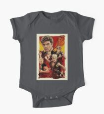 The Karate Kid T-Shirt One Piece - Short Sleeve