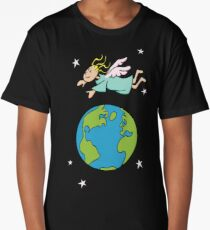 Earth Angel Long T-Shirt
