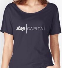 Axe Capital (Billions TV Show) Women's Relaxed Fit T-Shirt