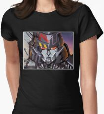 Transformers T-Shirt Womens Fitted T-Shirt