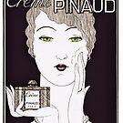 Vintage Art Deco Perfume Glamour by mindydidit