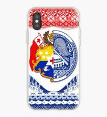 Tokouso - Polynesian Design iPhone Case