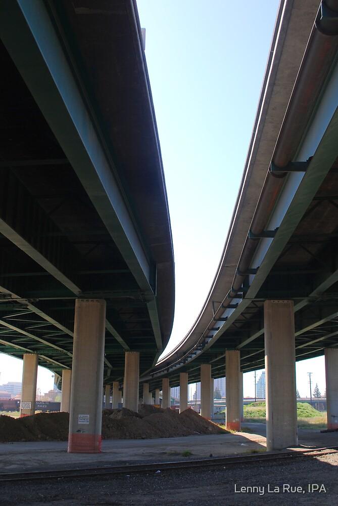I-5 convergence by Lenny La Rue, IPA