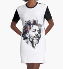 Vestido camiseta J Cole